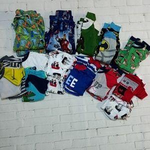 Toddler boy pajamas